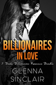 Billionaires in Love Book Cover