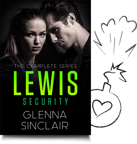 Lewis Security - The Complete Series Book Cover - Glenna Sinclair